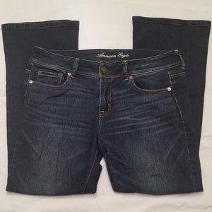 American Eagle Original Boot Jeans Size 10 Short